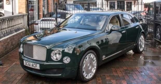 Елизавета II продала личный автомобиль почти за 180 тыс. фунтов