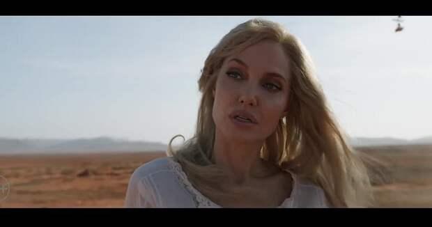 Marvel показала финальный трейлер «Вечных» с Джоли