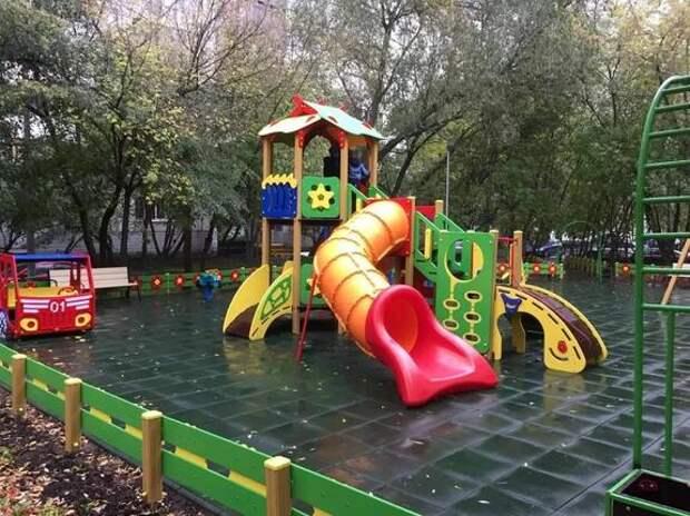Более 70 млн рублей выделили на благоустройство дворов в Сокольниках