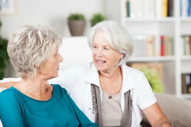 Подруга свекрови тридцать лет сидит у нее на шее: «Не подруга, а паразит!»