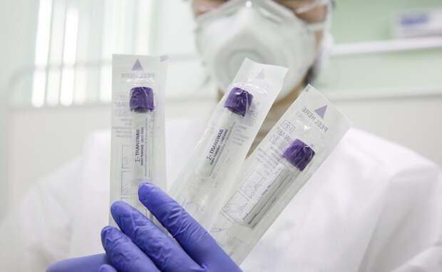 Количество выявленных в Крыму больных COVID-19 достигло 5 862 человек