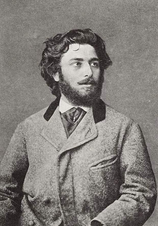 Архип Иванович Куинджи. 1870 год.