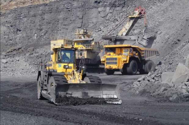 """""""Южный Кузбасс"""" в 2020 году нарастил объемы добычи угля на 20%"""