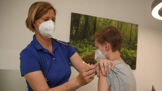 Вакцинация детей от 5 до 11 лет начнется в начале 2022 года