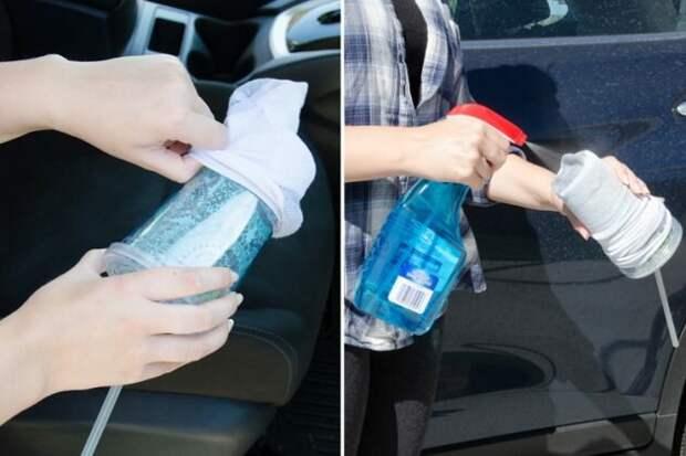 20 Лайфхаков, как сделать машину идеально чистой всего за несколько минут!