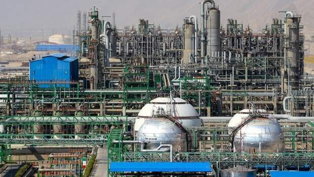 100млн тонн даст нефтехимия Ирана