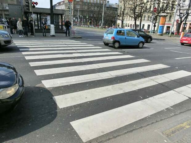 Пешеходный переход. Фото: pixabay.com