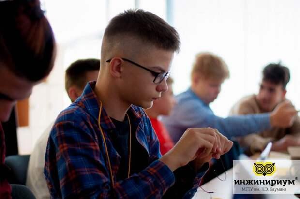На Нарвской откроют бесплатную инженерную школу для детей из многодетных семей