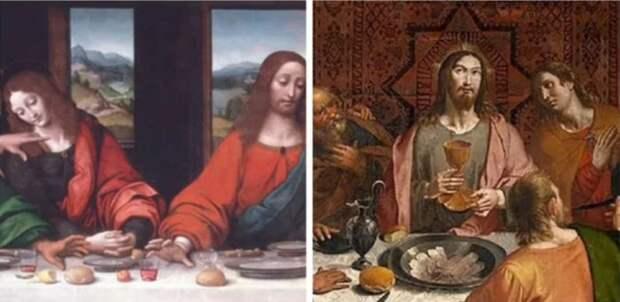 Загадка «Тайной вечери» Леонардо да Винчи, которую не могут разгадать по сей день