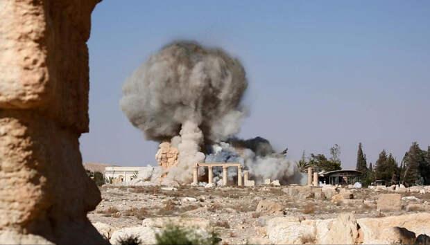 ВКС РФ нанесли около 30 ракетных ударов по террористам в центре Сирии