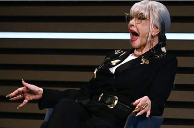 Народная артистка России Вера Алентова попала в больницу