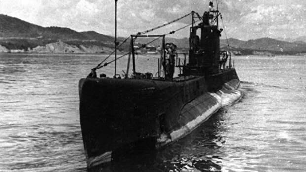 Советская дизель-электрическая торпедная подводная лодка Щ-117
