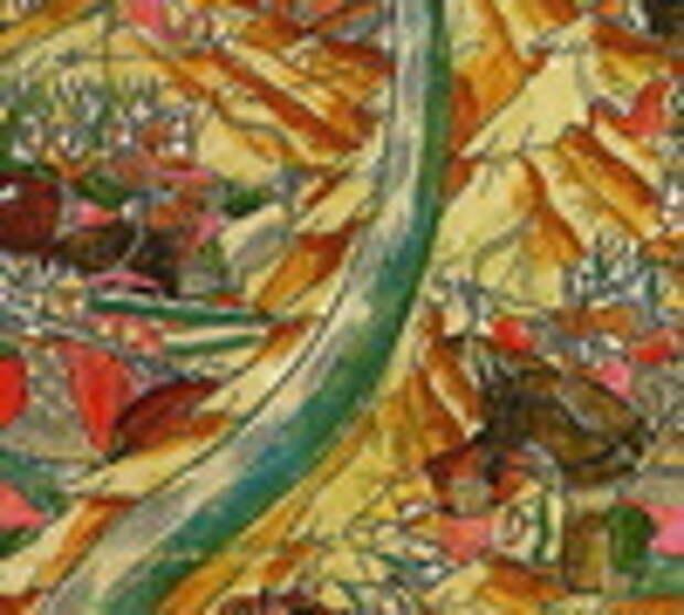 Ислам-Кермен брал, на Саадет-Гирея ходил…