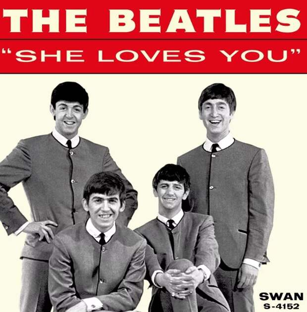 Как создавалась песня-символ битломании - The Beatles «She Loves You»