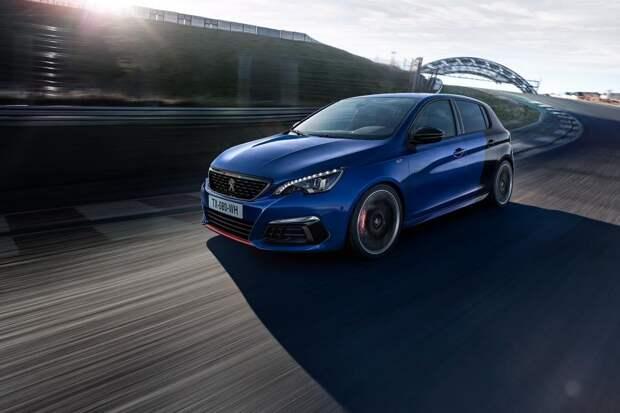Peugeot 308 превратится в мощный гибрид
