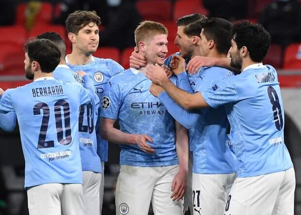 «Манчестер Сити» извинился перед своими фанатами за участие в Суперлиге