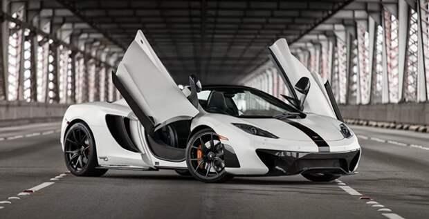 Топ 10 самых красивых автомобилей.