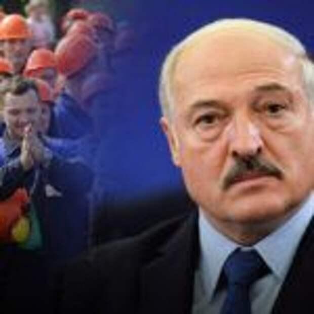 Лукашенко пояснил, кто финансирует бастующих на заводах в РБ