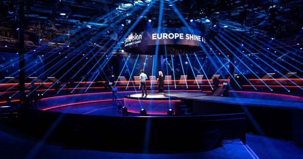 Белоруссию не допустили до участия в Евровидении