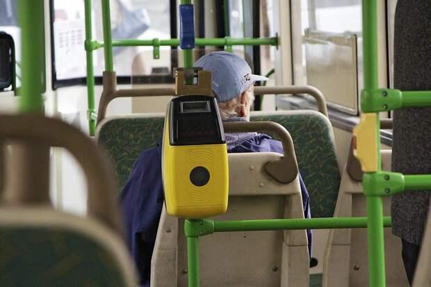 Массовый сбой работы валидаторов произошел в крымских автобусах