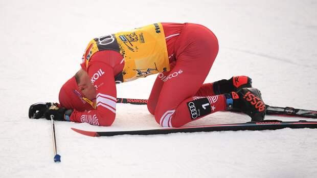 Финская лыжная ассоциация приняла извинения Большунова за инцидент с Мяки