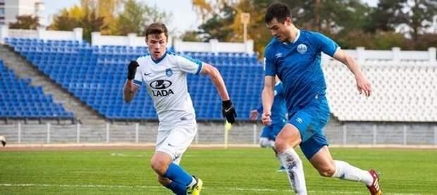 Футбольный клуб «Зенит-Ижевск» обыграл на своем поле «Ладу-Тольятти»