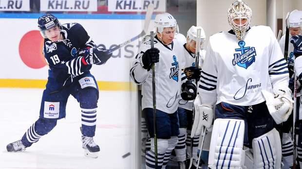 В КХЛ вернется симпатичная команда. «Адмирал» перезапускал карьеры Бобкова и Ткачева