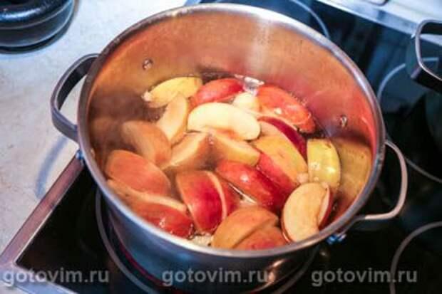 Яблочный квас, Шаг 02
