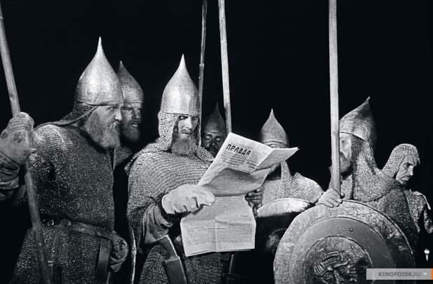 Издевка над историей (о сценарии «Русь»)