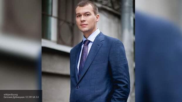 Самолет с врио главы Хабаровского края Дегтяревым прилетел в регион