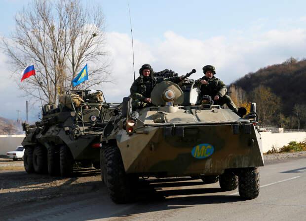 России и Турция после обострения кризиса в Нагорном Карабахе