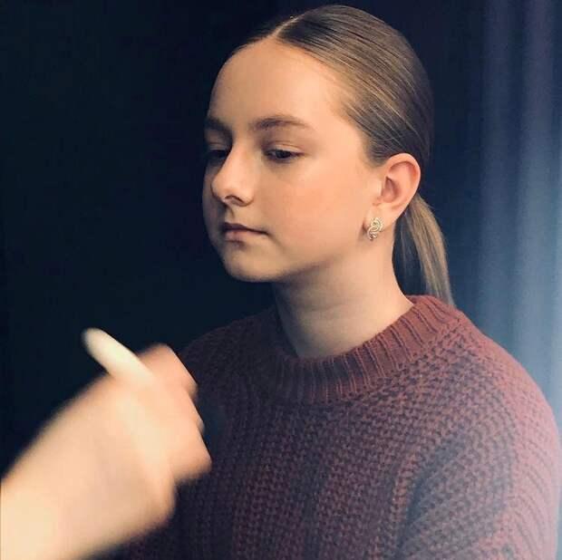 Юная модель из «Перспективы» приняла участие в Миланской неделе моды