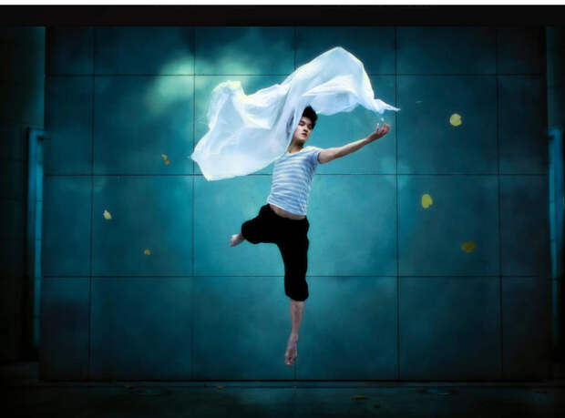 Автопортреты танцоров Михаэля Джу