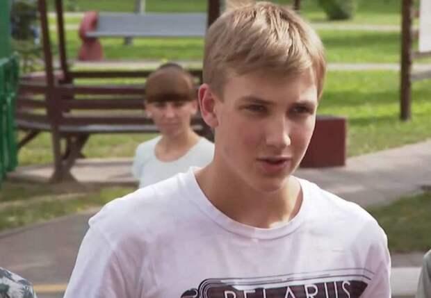 Коля Лукашенко становится самым желанным парнем Беларуси