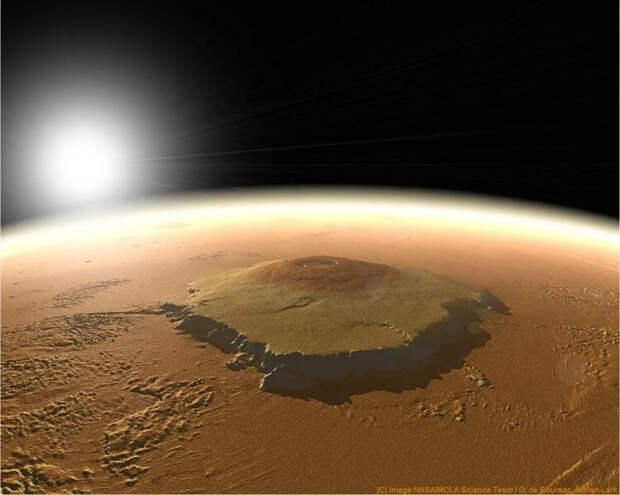 Куда сходить туристу на Марсе?