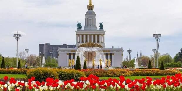Власти Москвы рассказали о возрождении ВДНХ