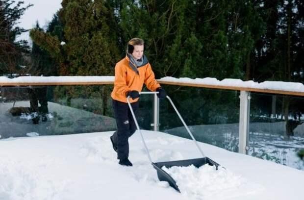 Выбираем скребок для уборки снега: 7 советов