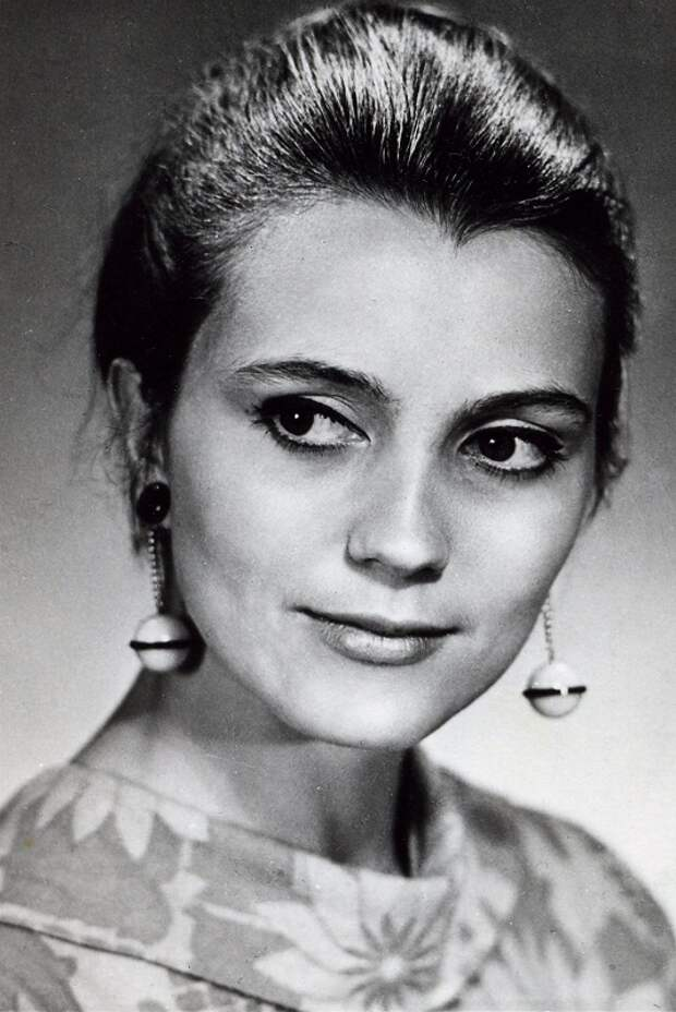Антонина Лефтий. фото в молодости