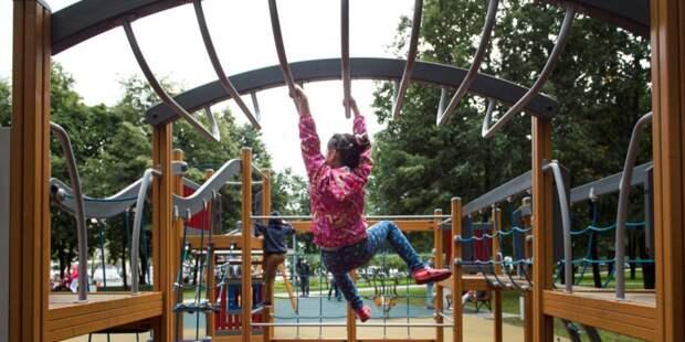 В Бабушкинском парке появится детская площадка за 15 миллионов рублей