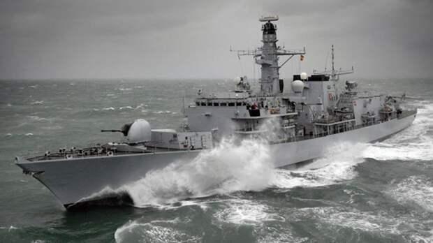 Два британских корабля войдут в Черное море в мае
