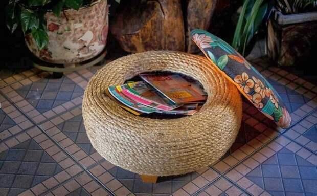 Придайте очарования вашему дому! Идеи декора с веревкой и канатом