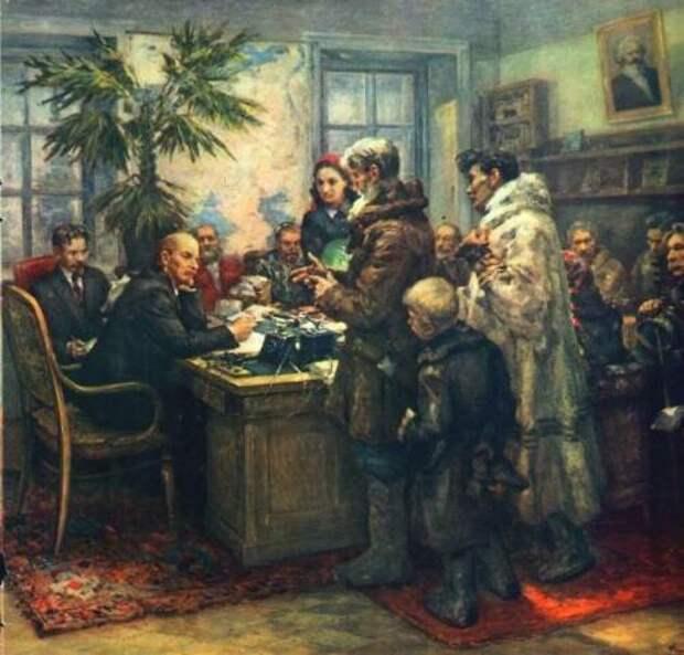 Ленин и ходоки: vorontsova_nvu — LiveJournal