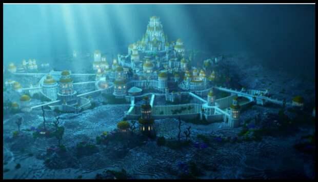Что такое Атлантида и где она может находиться?