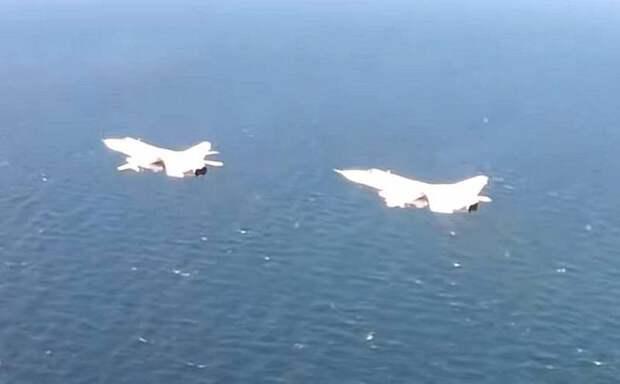 «Действуют жестко, в эфире молчат» – пресса США о действиях русских пилотов