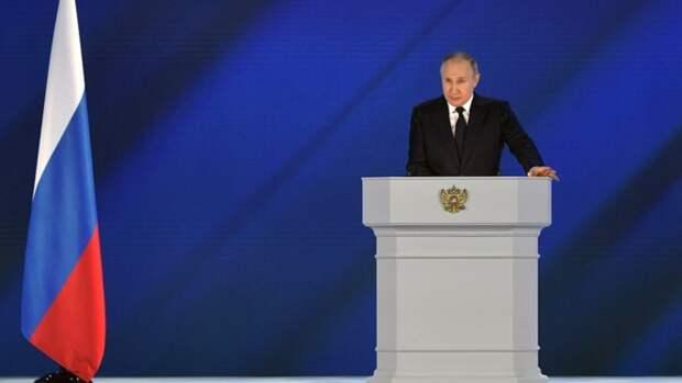 """""""Быстрее и выгоднее"""". Что Путин пообещал бизнесу в послании Федеральному Собранию"""