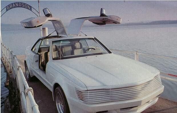Примеры странного тюнинга из 80-ых. Давайте посмотрим