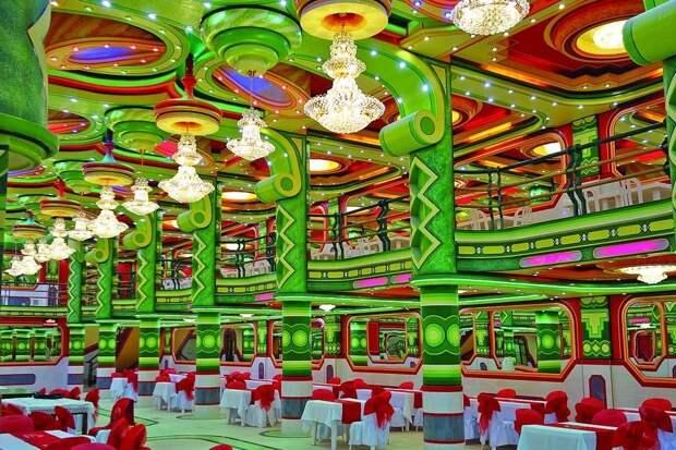 Инопланетная архитектура Боливии