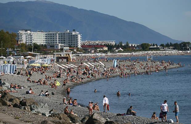 Спрос на курорты Кубани на майские праздники вырос в три раза