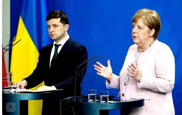 Дружбе конец: Германия отказывается поддерживать Украину