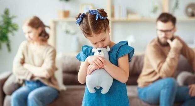 Что сказать ребенку, который не может простить, что у мамы появились новые отношения